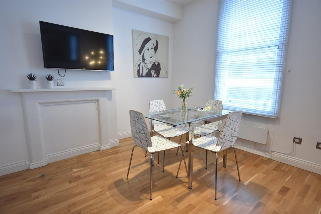 Soho Serviced Apartments - Apartment 1 Living Area