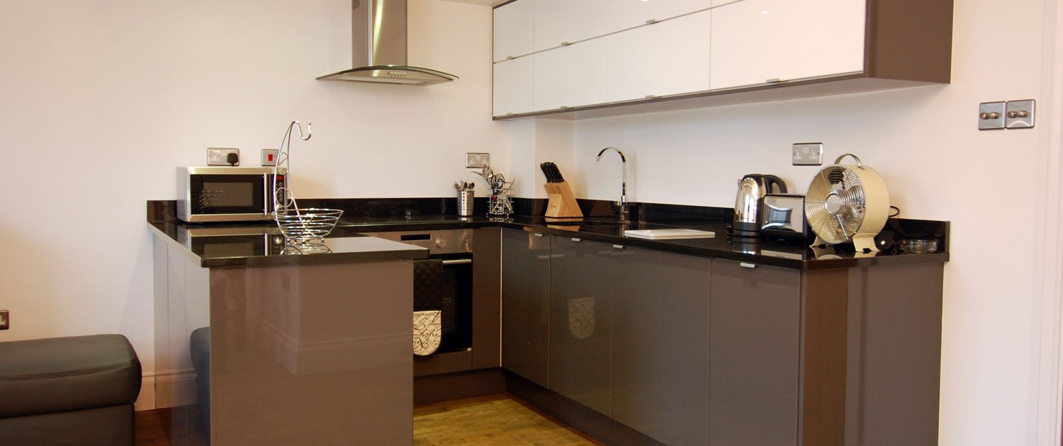 Fitted Kitchens for Self Catering Holidays