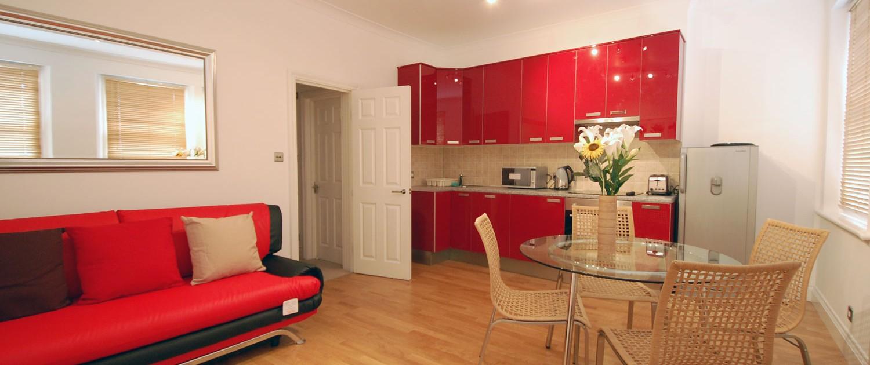 Covent Garden Serviced Apartment
