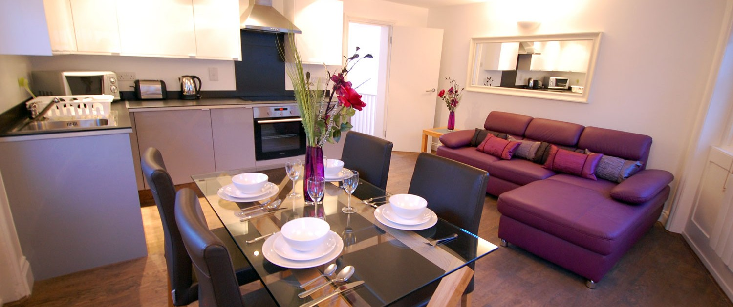 Serviced Apartments, Central London