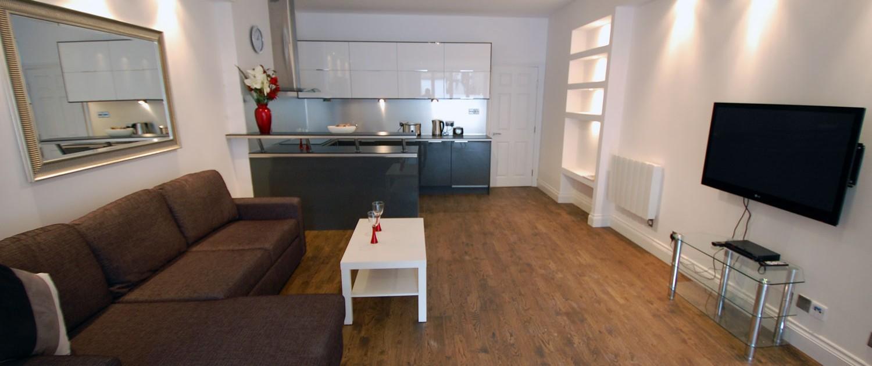 Trafalgar Square Serviced Apartment, Central London