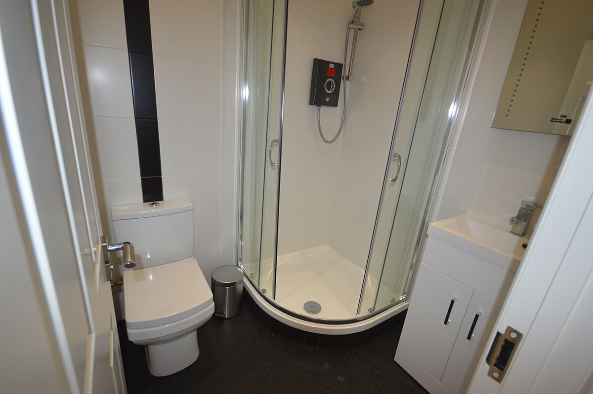 Opera House Serviced Apartments, Apartment 1A, Covent Garden - Washroom