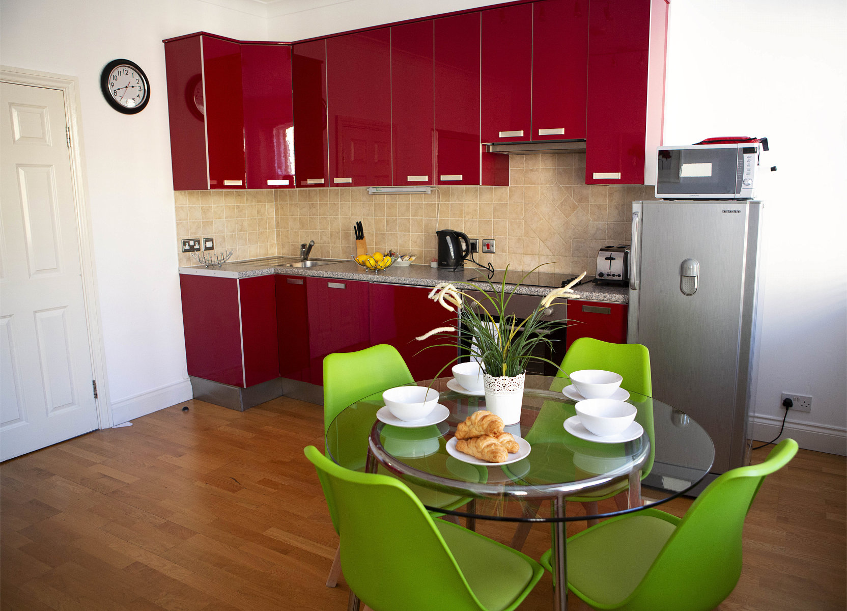 Opera House Apartments, Apartment 2, Covent Garden - Kitchen