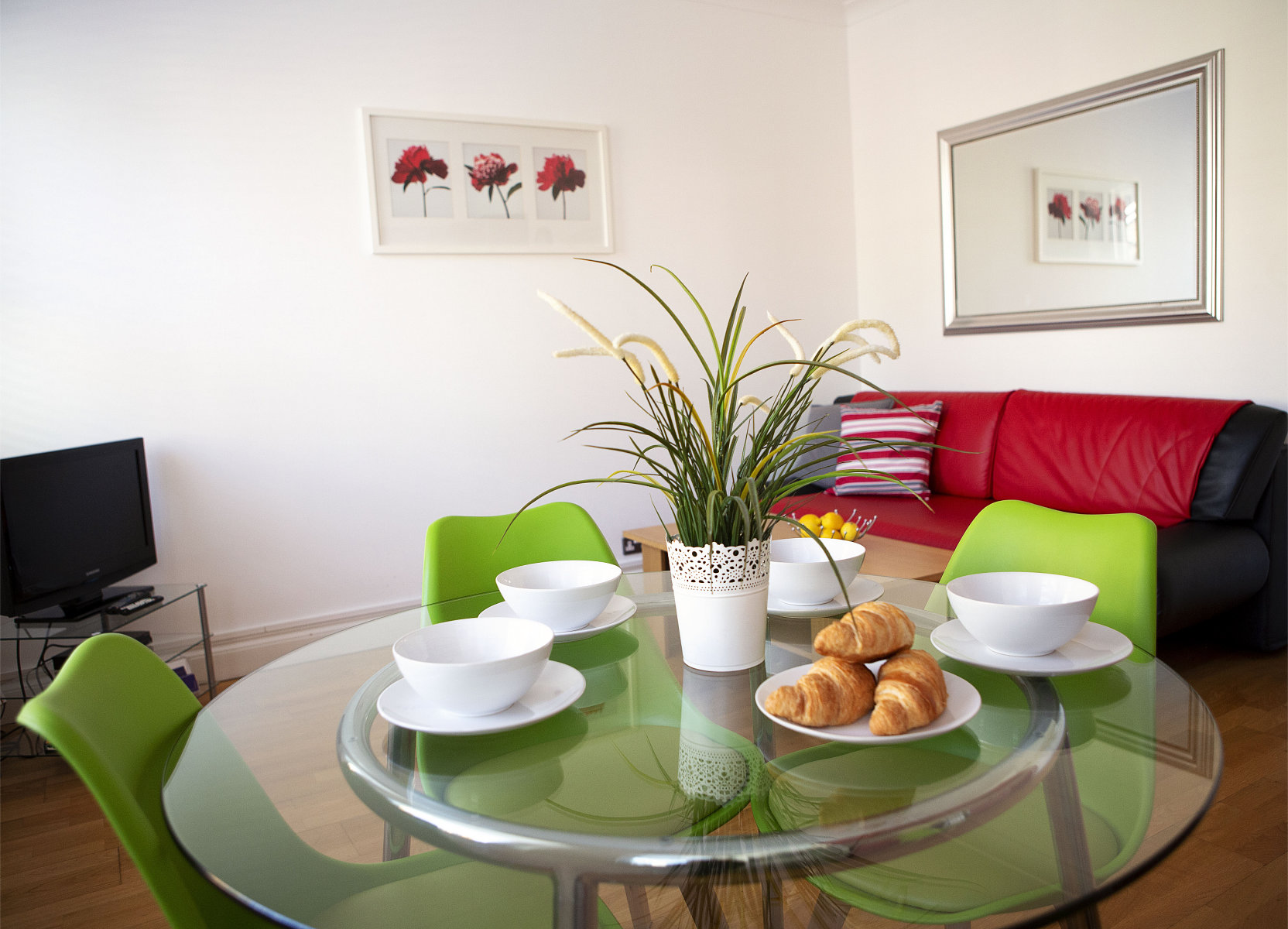 Opera House Apartments, Apartment 2, Covent Garden - Dining Area