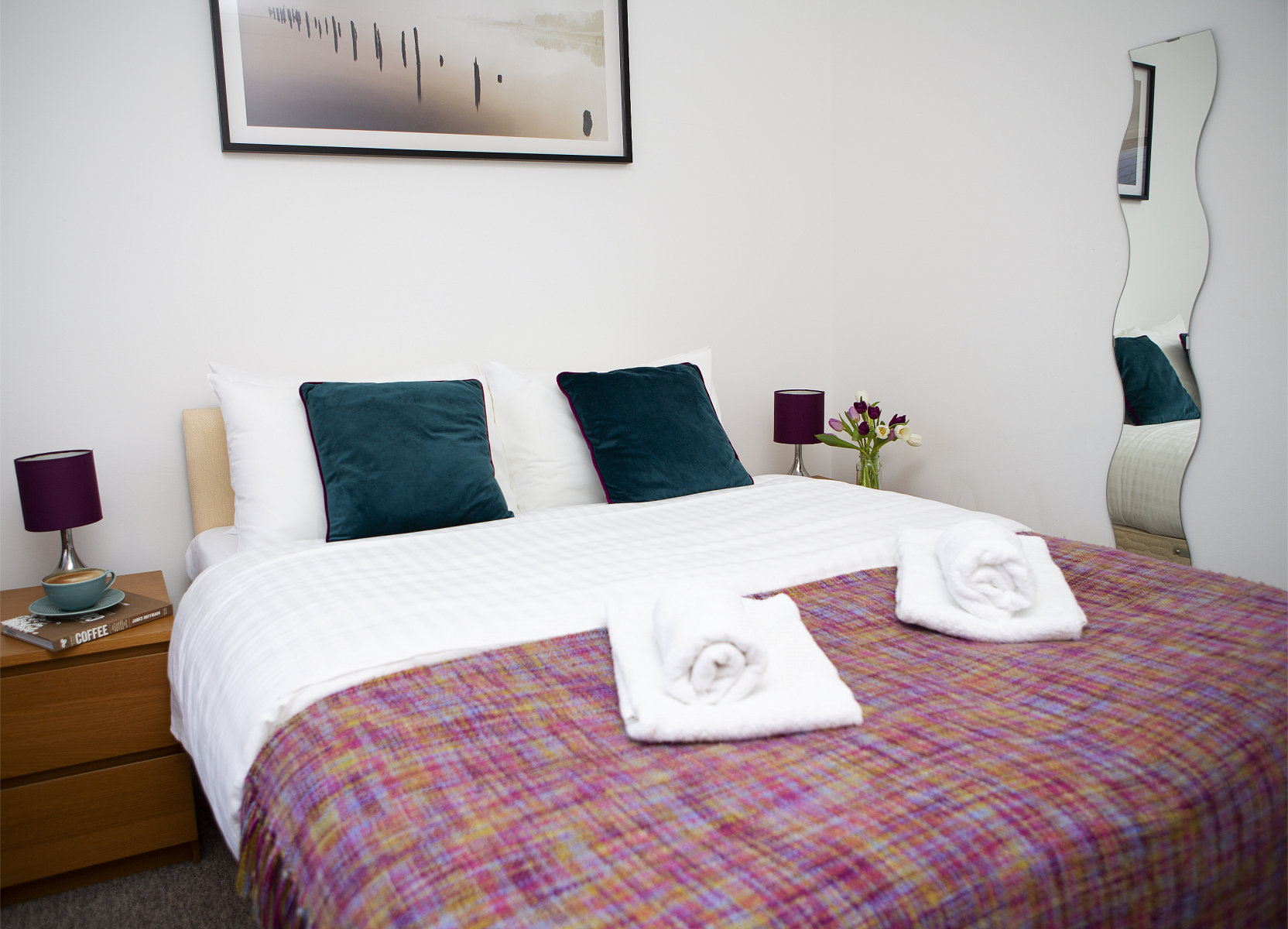Opera House Apartments, Apartment 2, Covent Garden - Bedroom