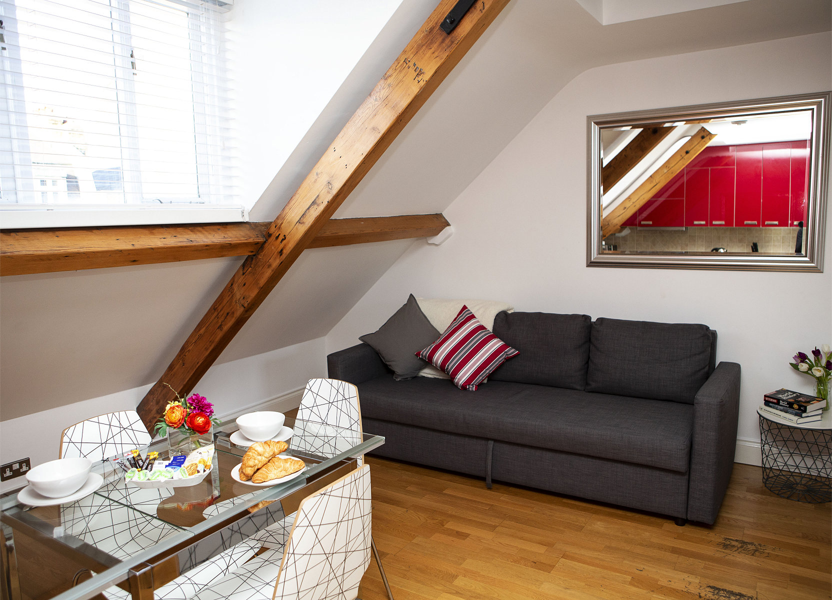 Opera House Apartments, Apartment 3, Covent Garden - Living Area