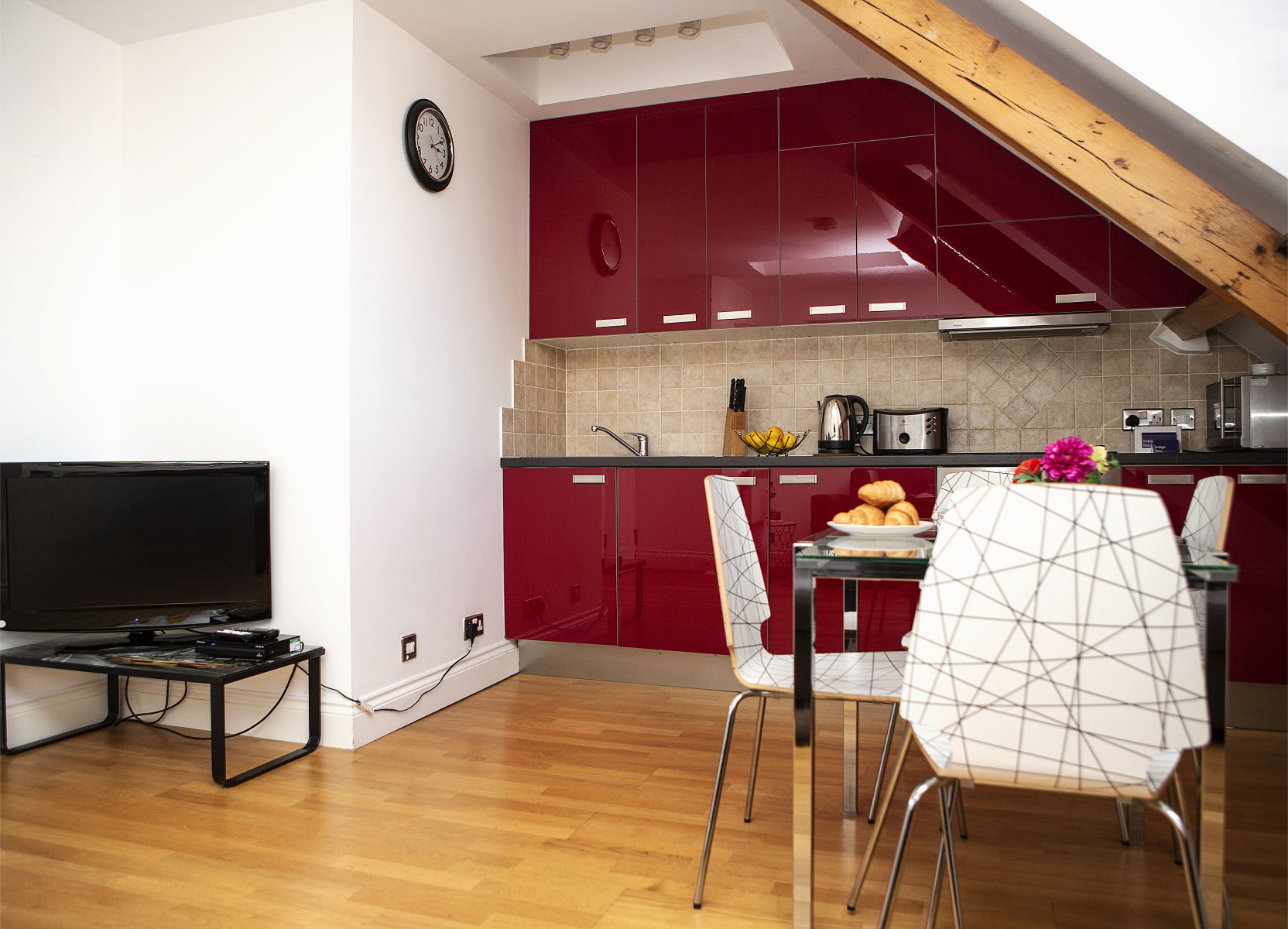 Opera House Apartments, Apartment 3, Covent Garden - Kitchen