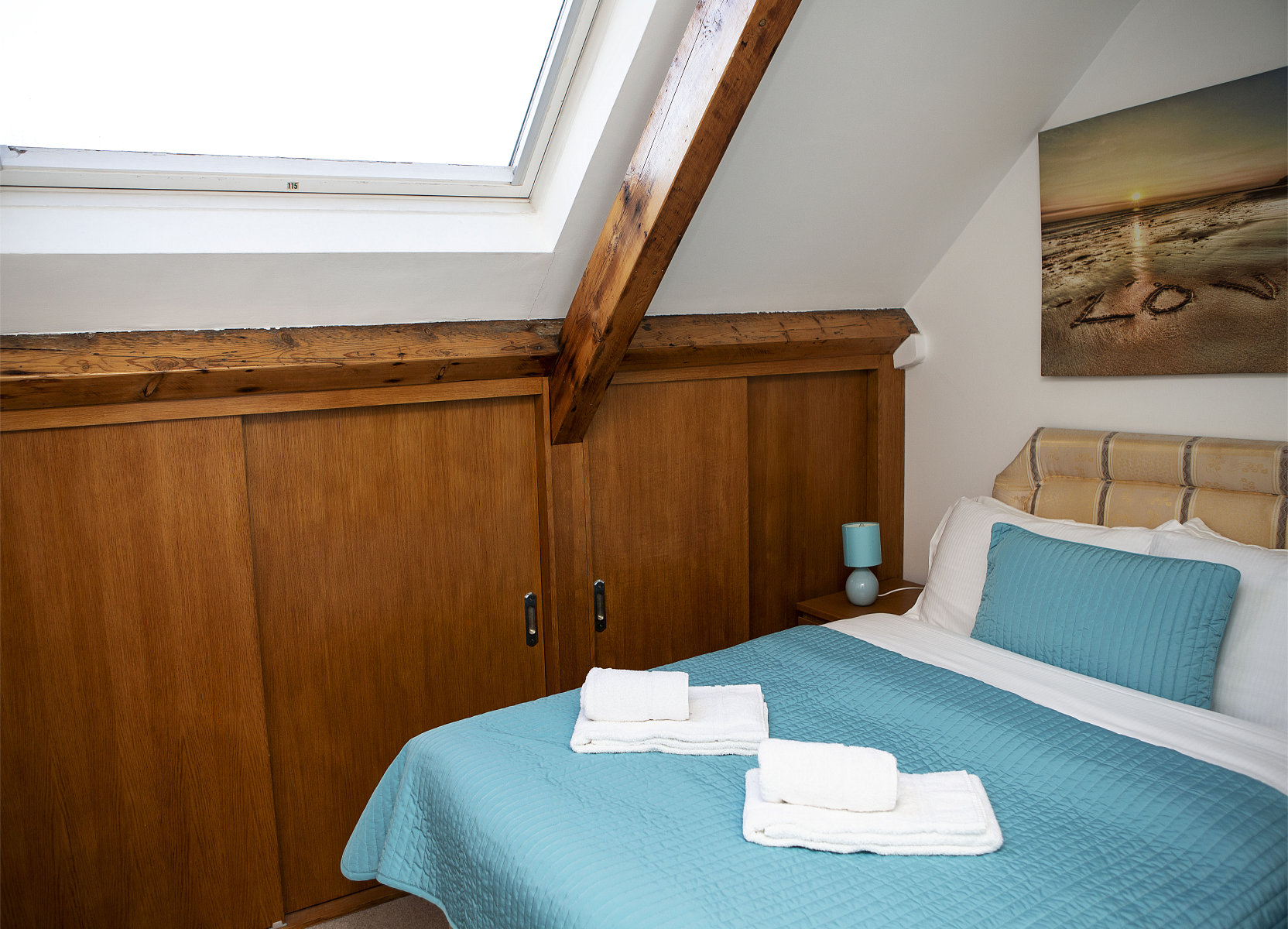 Opera House Apartments, Apartment 3, Covent Garden - Bedroom