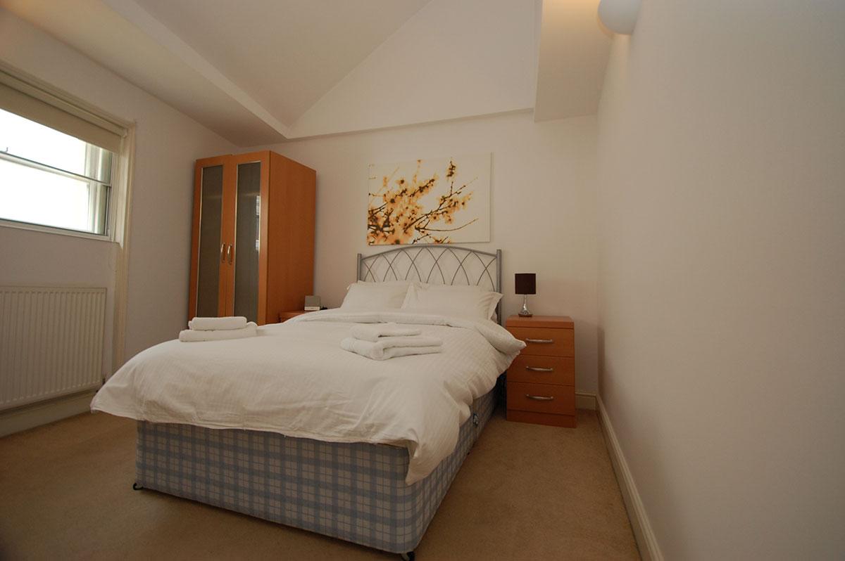 Royal Ballet Apartments, Apartment 2, Covent Garden - Bedroom