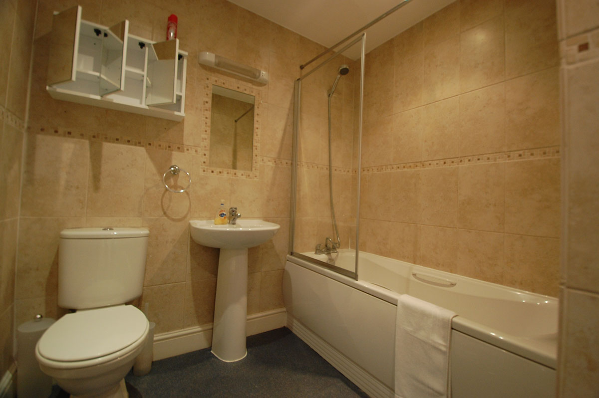 Royal Ballet Apartments, Apartment 2, Covent Garden - Bathroom