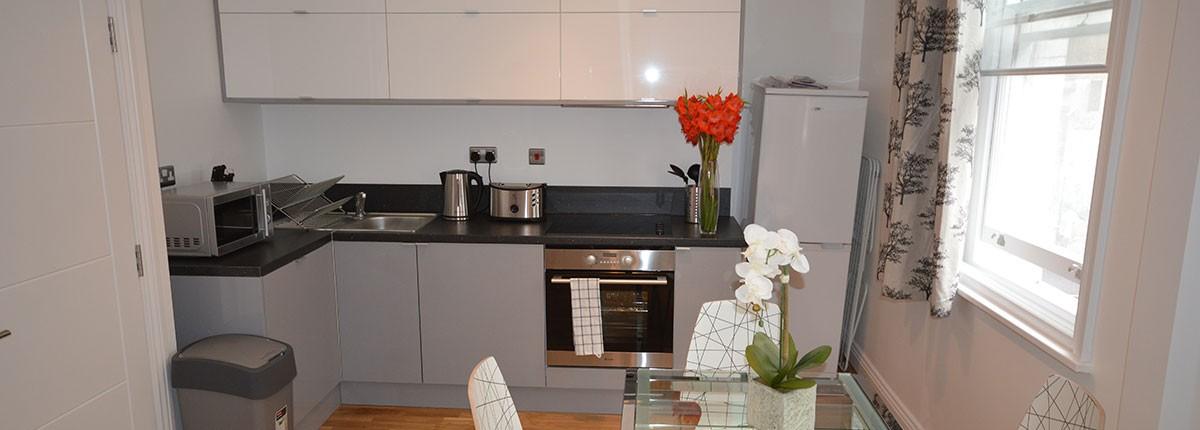 Soho Apartments, Apartment 2, West End