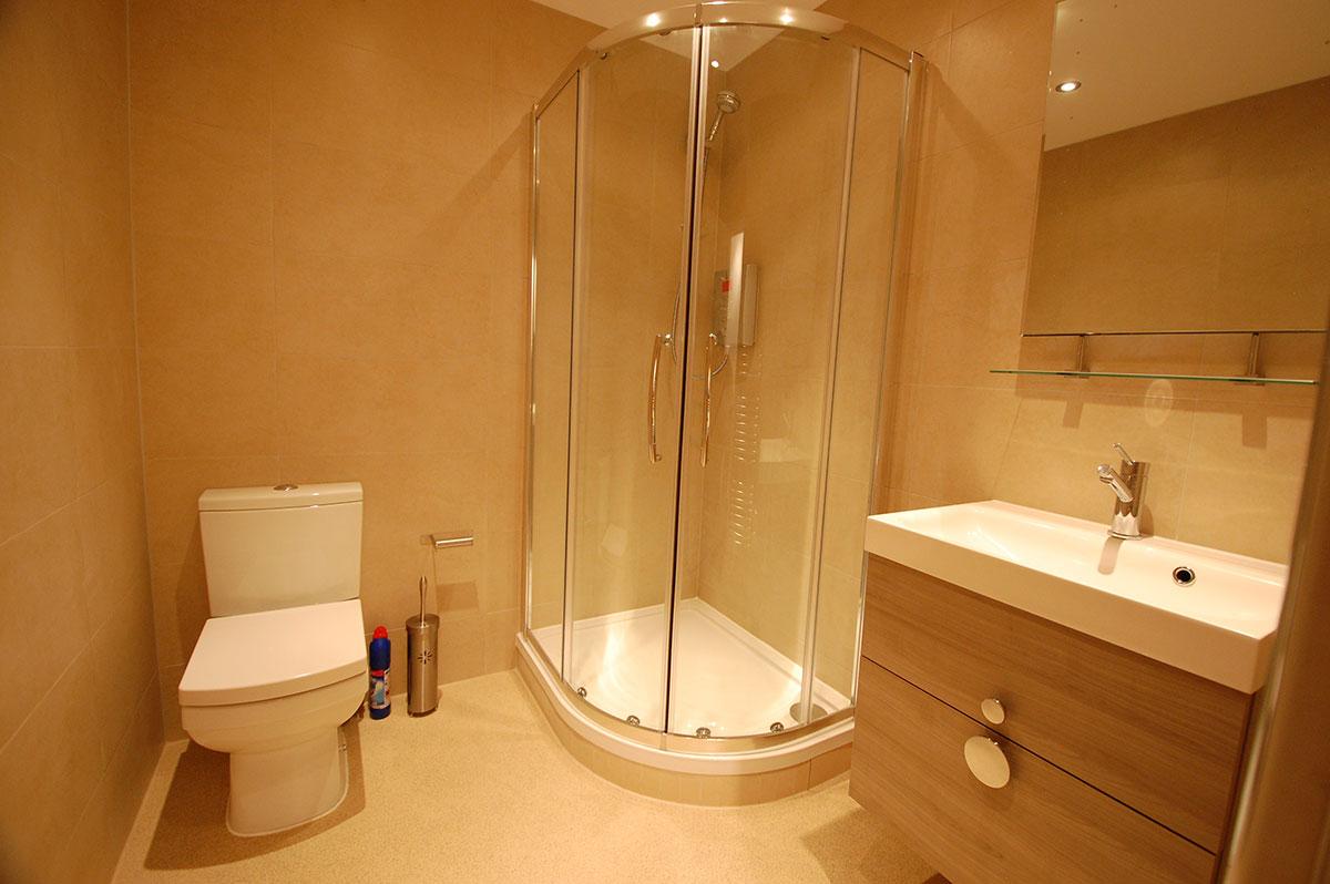 Trafalgar Square Apartments, Apartment 3, Covent Garden - Washroom