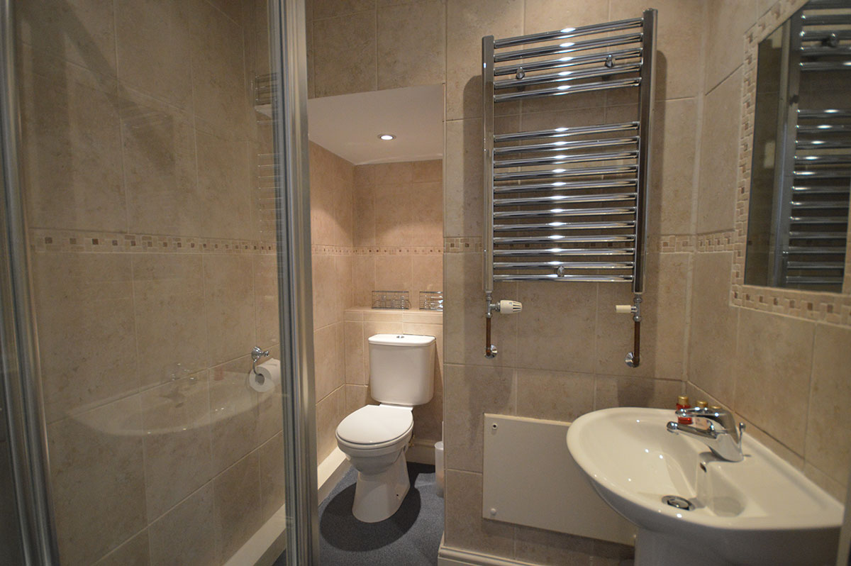 Royal Ballet Serviced Apartments, Apartment 1, Covent Garden - Washroom