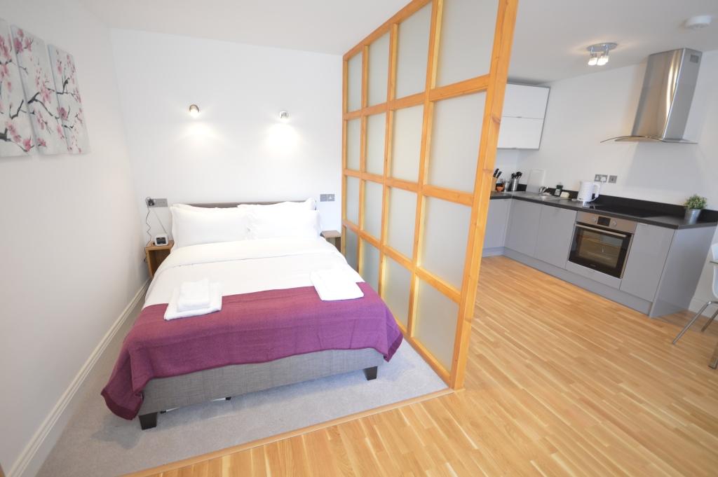 Soho Studios, Studio 3B, West End - Bedroom