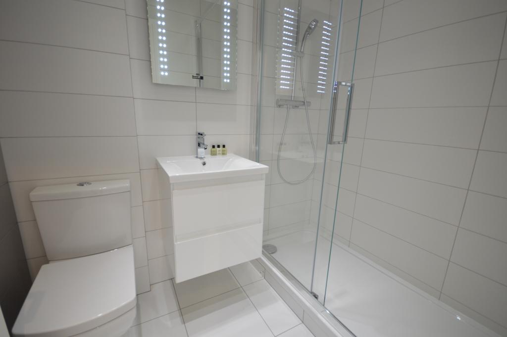 Soho Court, Apartment E, West End - Washroom