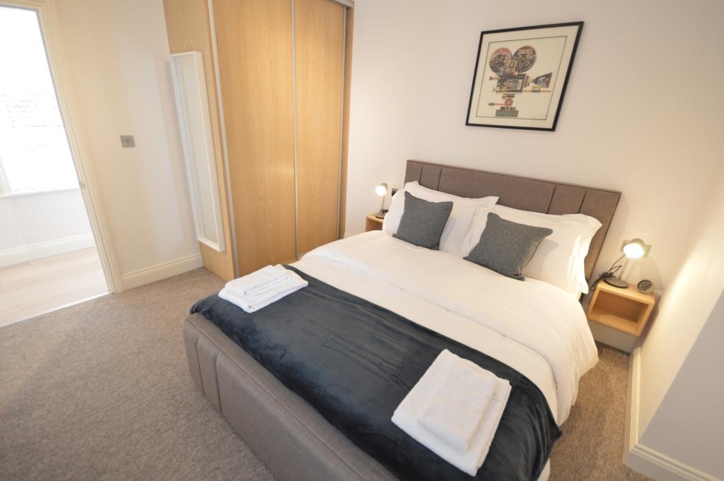 Soho Court, Apartment E, West End - Bedroom