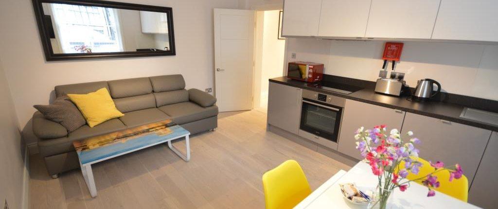 Soho Court, Apartment B, West End