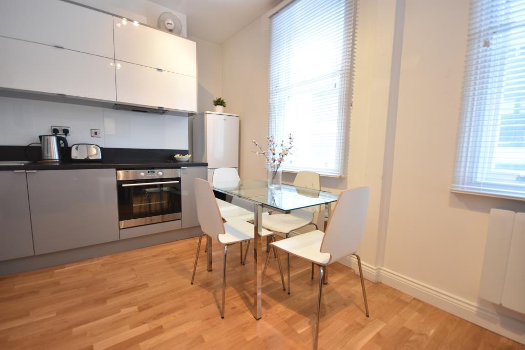 Soho Apartments (130 Wardour Street) - Apartment 3 Kitchen