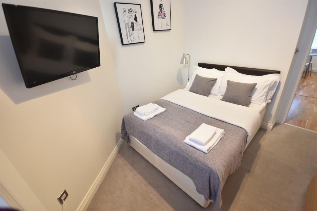 Soho Apartments (130 Wardour Street) - Apartment 3 Bedroom