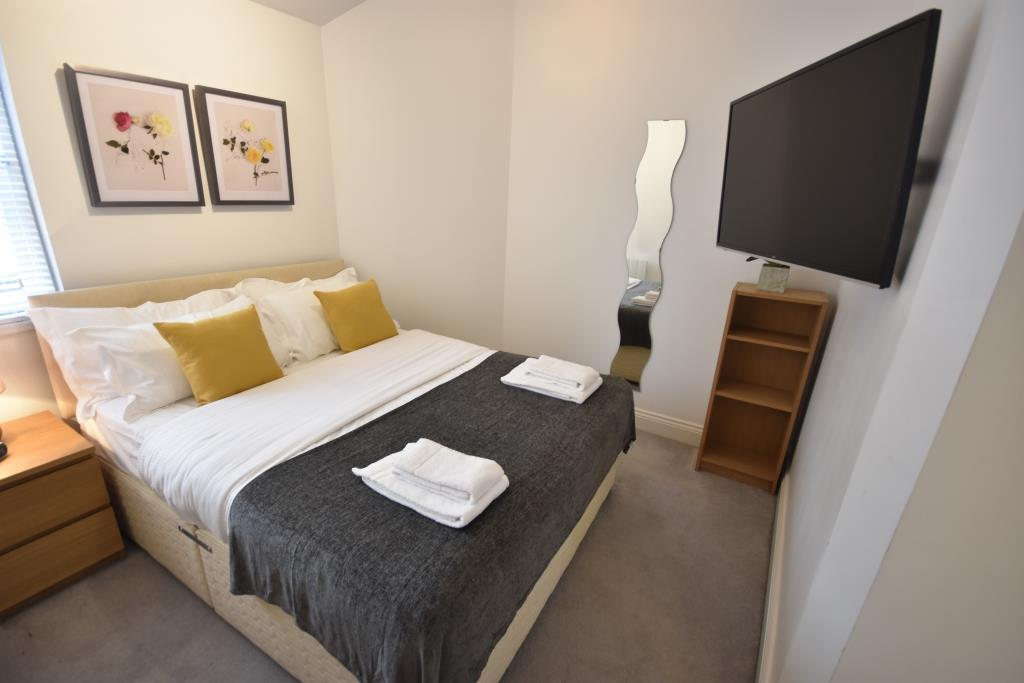 Soho Apartments (130 Wardour Street) - Apartment 4 Bedroom