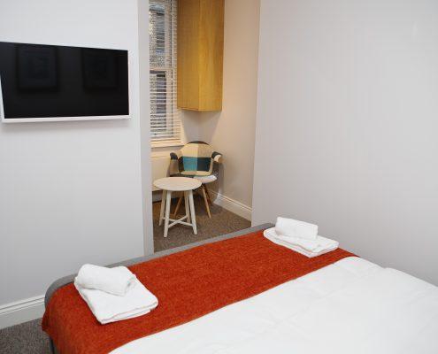 Soho Chambers Apartment C - Bedroom