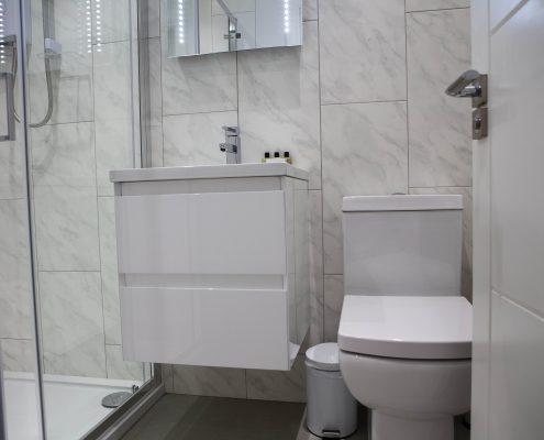 Soho Suites Flat 2 - Washroom