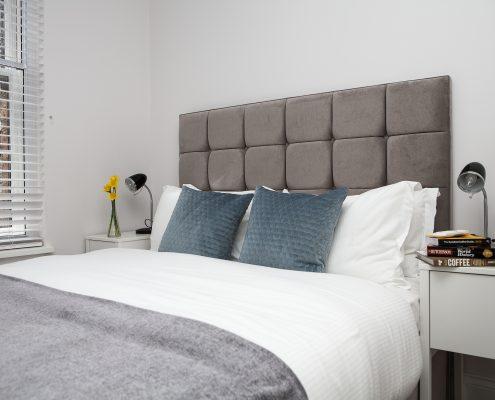 Soho Suites Flat 2 - Bedroom