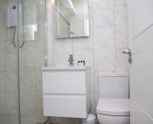 Soho Suites Flat 3 - Washroom