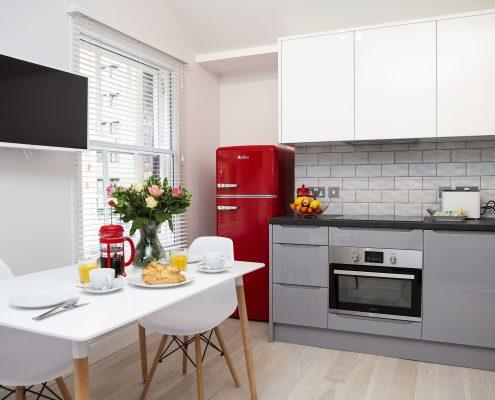 Soho Suites Flat 3 - Kitchen