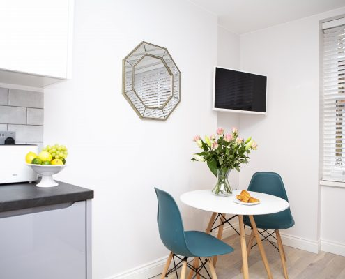 Carnaby Studio Apartment 2 - Dining Area