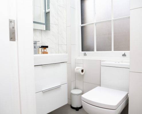 Carnaby Studio Apartment 2 - Washroom