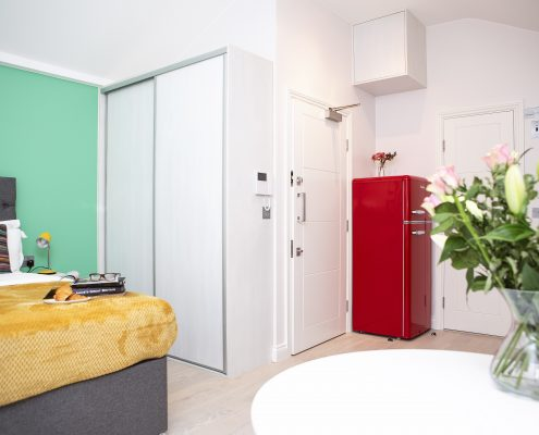 Carnaby Studio Apartment 3, Soho, London
