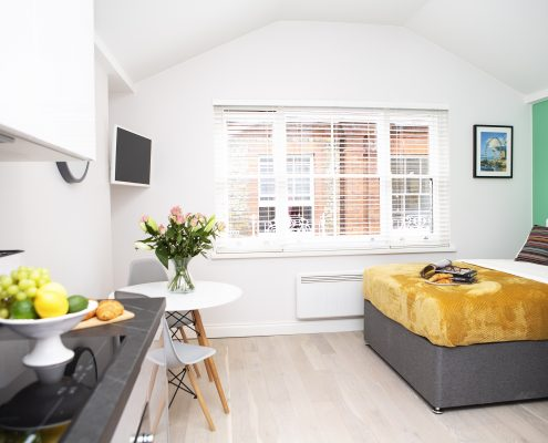 Carnaby Studio Apartment 3