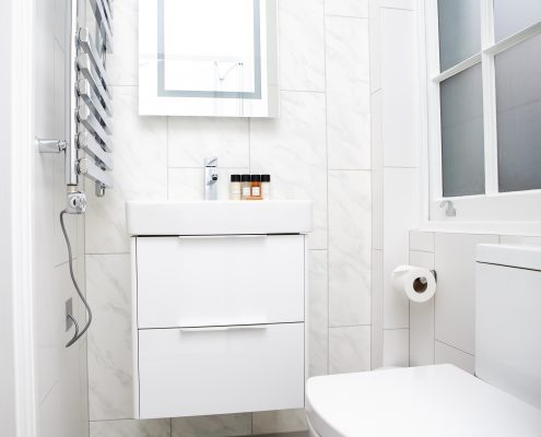 Carnaby Studio Apartment 3 - Washroom